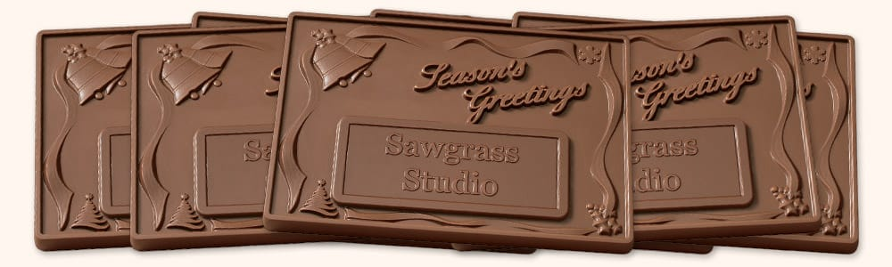 1lb 3D Chocolate Bar