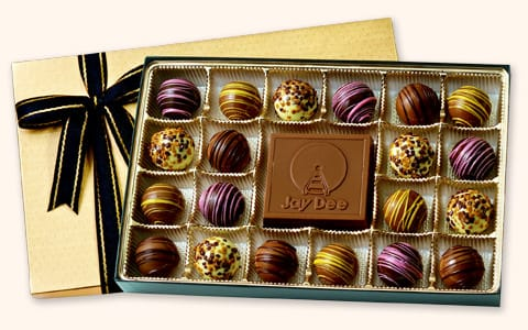 BT20 Truffle Chocolate Gift Box