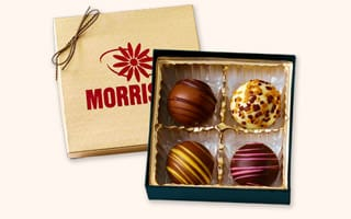 BT4 Truffle Chocolate Gift Box