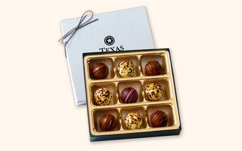 BT9 Truffle Chocolate Gift Box