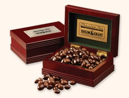Executive Wooden Chocolate Gift Box