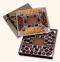 FBTR Double Layer Chocolate Confections Gift Box