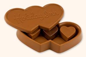 Custom Hearts Gift Box